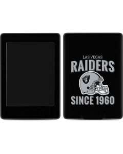 Las Vegas Raiders Helmet Amazon Kindle Skin