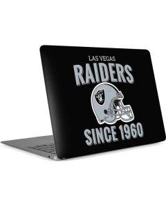 Las Vegas Raiders Helmet Apple MacBook Air Skin