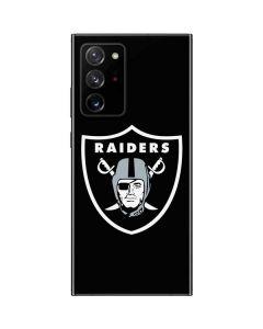 Las Vegas Raiders Large Logo Galaxy Note20 Ultra 5G Skin