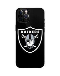 Las Vegas Raiders Large Logo iPhone 12 Pro Skin