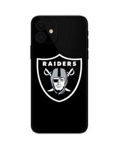 Las Vegas Raiders Large Logo iPhone 12 Skin