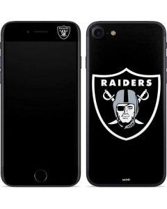 Las Vegas Raiders Large Logo iPhone SE Skin