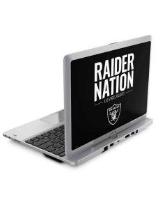 Las Vegas Raiders Team Motto Elitebook Revolve 810 Skin