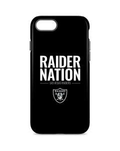 Las Vegas Raiders Team Motto iPhone 8 Pro Case