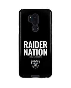 Las Vegas Raiders Team Motto LG G7 ThinQ Pro Case