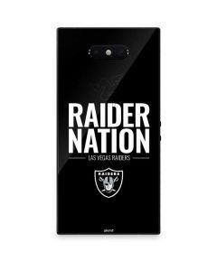 Las Vegas Raiders Team Motto Razer Phone 2 Skin