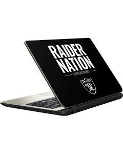 Las Vegas Raiders Team Motto Satellite L50-B / S50-B Skin