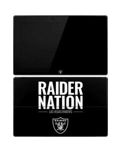 Las Vegas Raiders Team Motto Surface RT Skin