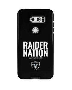 Las Vegas Raiders Team Motto V30 Pro Case