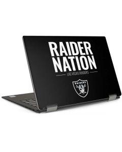 Las Vegas Raiders Team Motto Dell XPS Skin