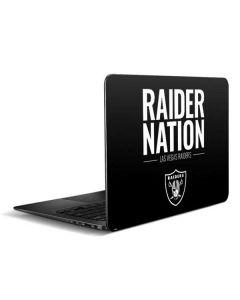Las Vegas Raiders Team Motto Zenbook UX305FA 13.3in Skin