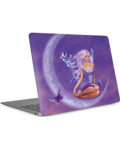 Lavender Moon Fairy Apple MacBook Air Skin