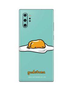 Lazy Gudetama Galaxy Note 10 Plus Skin