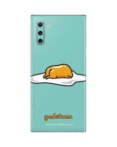 Lazy Gudetama Galaxy Note 10 Skin