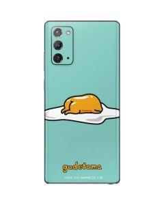 Lazy Gudetama Galaxy Note20 5G Skin