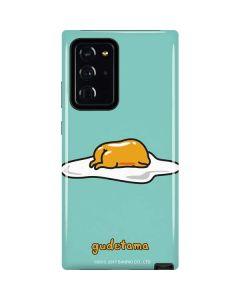 Lazy Gudetama Galaxy Note20 Ultra 5G Pro Case