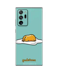 Lazy Gudetama Galaxy Note20 Ultra 5G Skin