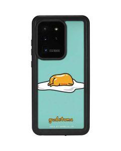 Lazy Gudetama Galaxy S20 Ultra 5G Waterproof Case