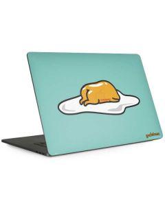 Lazy Gudetama Apple MacBook Pro 15-inch Skin