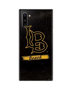 LB Beach Black Galaxy Note 10 Skin