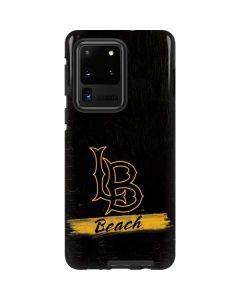 LB Beach Black Galaxy S20 Ultra 5G Pro Case