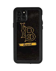 LB Beach Black iPhone 11 Pro Waterproof Case