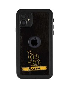 LB Beach Black iPhone 11 Waterproof Case