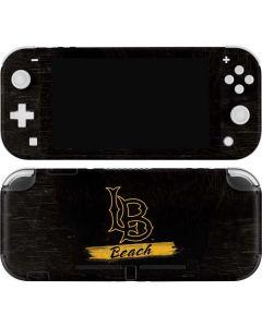 LB Beach Black Nintendo Switch Lite Skin