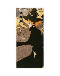 Le Divan Japonais Galaxy Note 10 Skin