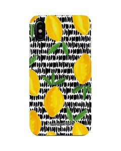 Lemons 2 iPhone XS Max Lite Case