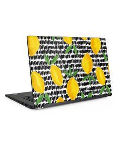 Lemons 2 Dell Latitude Skin