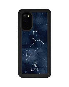 Leo Constellation Galaxy S20 Waterproof Case