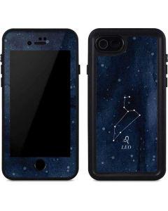 Leo Constellation iPhone SE Waterproof Case