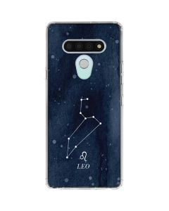 Leo Constellation LG Stylo 6 Clear Case