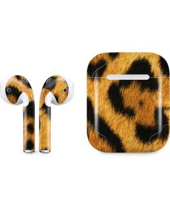 Leopard Apple AirPods Skin