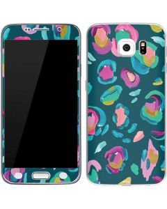 Leopard Spots Galaxy S6 Skin
