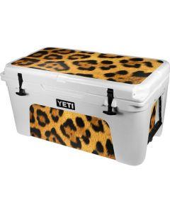 Leopard YETI Tundra 65 Hard Cooler Skin