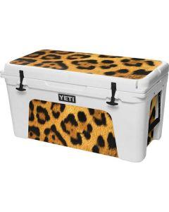 Leopard YETI Tundra 75 Hard Cooler Skin