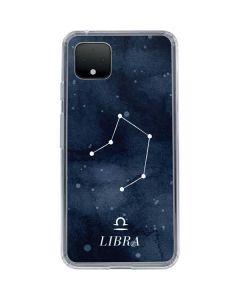 Libra Constellation Google Pixel 4 XL Clear Case