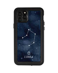 Libra Constellation iPhone 11 Pro Waterproof Case
