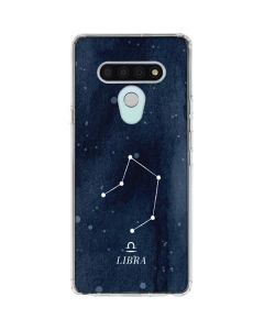 Libra Constellation LG Stylo 6 Clear Case