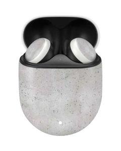 Light Grey Concrete Google Pixel Buds Skin