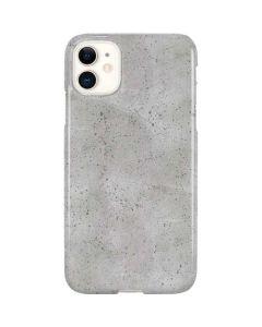 Light Grey Concrete iPhone 11 Lite Case