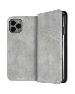 Light Grey Concrete iPhone 11 Pro Folio Case