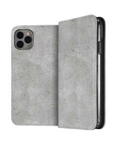 Light Grey Concrete iPhone 11 Pro Max Folio Case