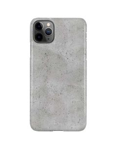 Light Grey Concrete iPhone 11 Pro Max Lite Case