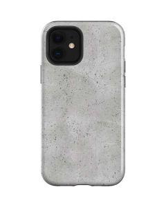 Light Grey Concrete iPhone 12 Case