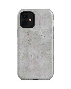 Light Grey Concrete iPhone 12 Mini Case