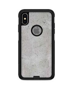 Light Grey Concrete Otterbox Commuter iPhone Skin