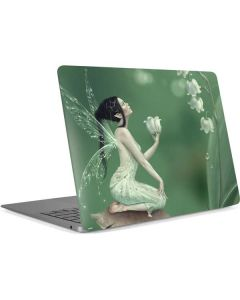 Lily of the Valley Apple MacBook Air Skin